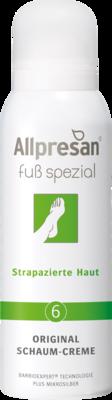 ALLPRESAN Fuß spezial Nr.6 strapazierte Haut Scha.