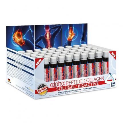 ALPHA PEPTIDE Collagen Active Gel Gelenk.Trinkamp.