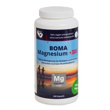 MAGNESIUM+300 Kapseln