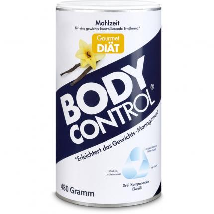 BODY CONTROL Diätpulver Vanille