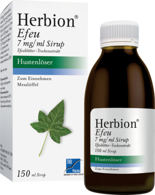 Herbion Efeu 7mg/ml