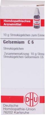 GELSEMIUM C 6 Globuli