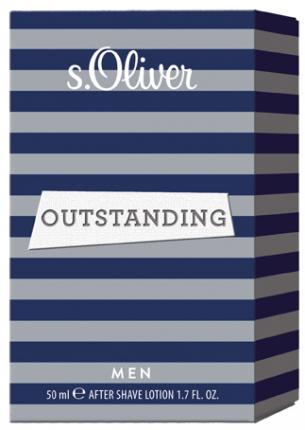 S.OLIVER MEN Outstanding AFTER SHAVE LOTION