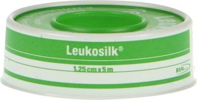 LEUKOSILK 1,25 cmx5 m