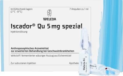 ISCADOR Qu 5 mg spezial Injektionslösung
