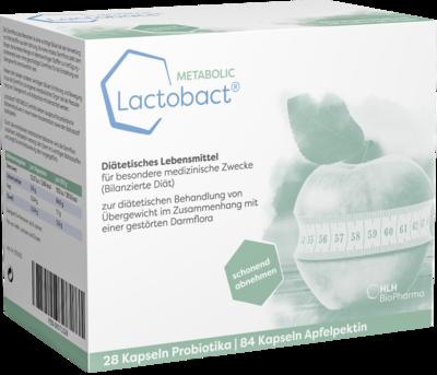 LACTOBACT Metabolic Kapseln
