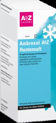 Ambroxol AbZ Hustensaft
