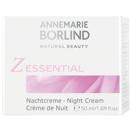 Börlind Z Essential Nachtcreme
