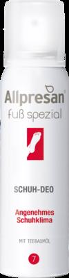 ALLPRESAN Fuß spezial Nr.7 Schuh Deo Spray