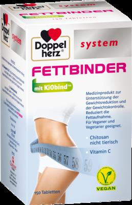 DOPPELHERZ Fettbinder mit KiObind system Tabletten