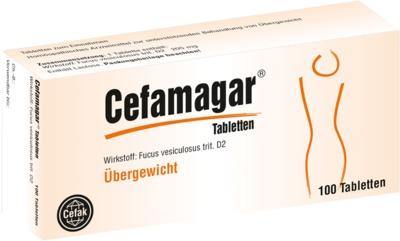 CEFAMAGAR Tabletten