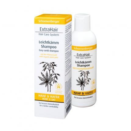 EXTRAHAIR Hair Care Sys.Leichtkämm Shamp.Schoenenb
