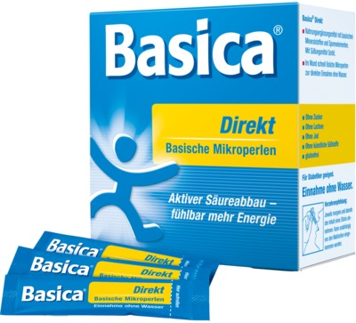 Basica Direkt Basische Mikroperlen