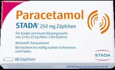 Paracetamol STADA 250mg