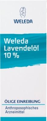 LAVENDEL ÖL 10%