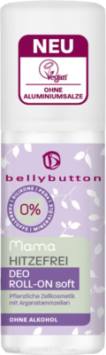 BELLYBUTTON Mama Hitzefrei Deo Roll-on