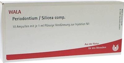 PERIODONTIUM/ SILICEA COMP.Ampullen