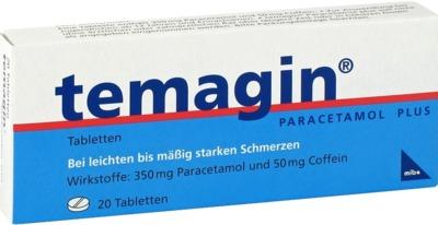 Temagin Paracetamol plus