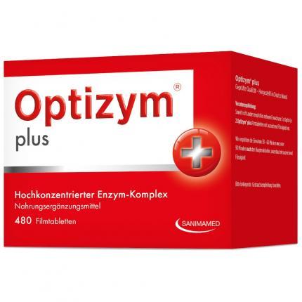 Optizym Hochkonzentrierter Enzym-komplex