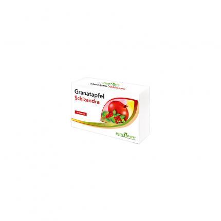 Granatapfel Schizandra Kapseln
