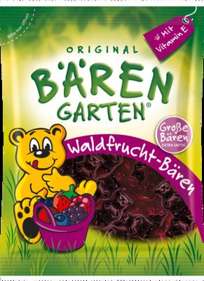 SOLDAN Bären Waldfrucht m.Antioxidantien