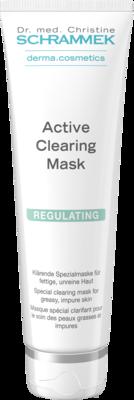 SCHRAMMEK Active Clearing Mask