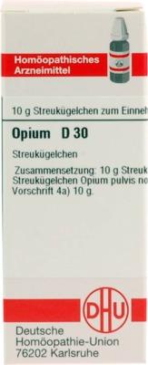 OPIUM D 30 Globuli