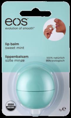 EOS Organic Lippenbalsam Süße Minze Blister