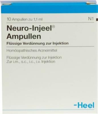 NEURO INJEEL Ampullen