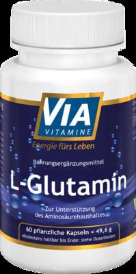 L-GLUTAMIN Kapseln