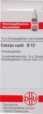 COCCUS cacti D 12 Globuli