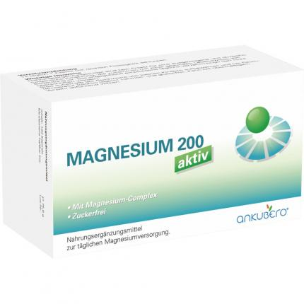Magnesium 200 Aktiv Kapseln