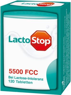 LactoStop 5500 FCC Tabletten Klickspender