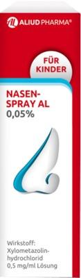 Nasenspray AL 0,05%