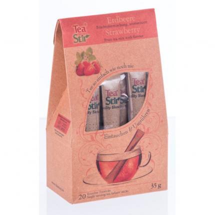 TEA STIR Erdbeer Sticks