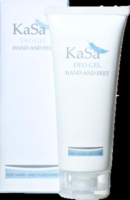 KASA Deo Gel Hand and Feet