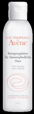 AVENE Reinigungslotion f.überempfindliche Haut
