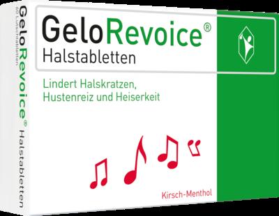 GELOREVOICE Halstabletten Kirsch-Menthol Lut.-Tab.