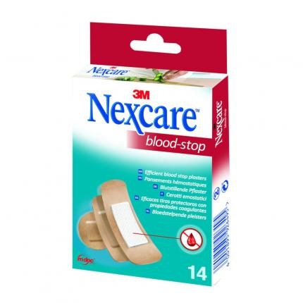 Nexcare Blood Stop Pflasterstrips