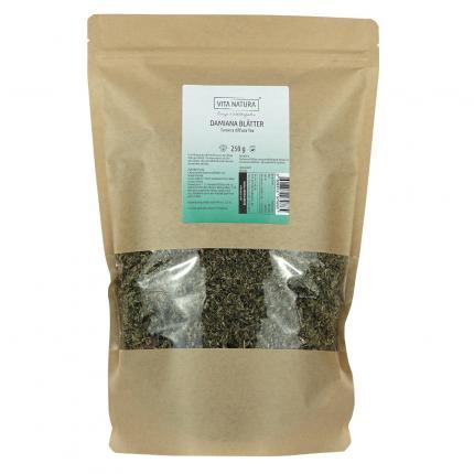 Damiana Blätter Tee