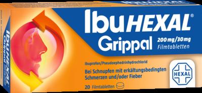 IbuHEXAL Grippal 200mg/30mg