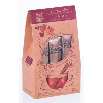 TEA STIR Früchte Mix Sticks