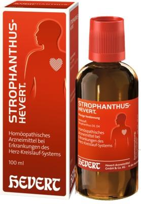 STROPHANTHUS HEVERT Tropfen