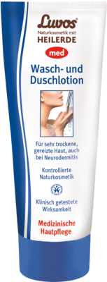 LUVOS Naturkosmetik MED Wasch- und Duschlotion