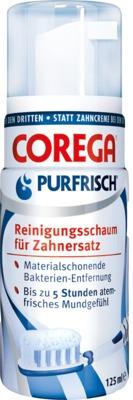 COREGA Purfrisch Schaum