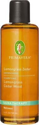 SAUNA KONZENTRAT Lemongrass Zeder