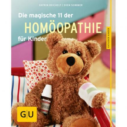 GU Die magische 11 der Homöopathie für Kinder 2013
