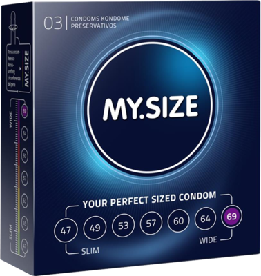 MYSIZE 69 Kondome