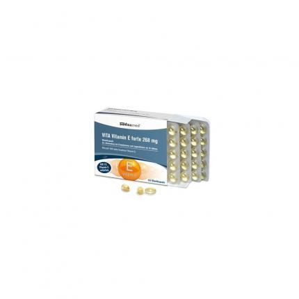 Sovita med Vita Vitamin E forte 268 mg Weichkapseln