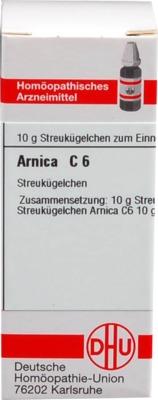 ARNICA C 6 Globuli